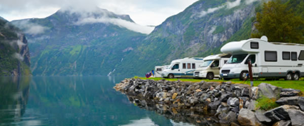 camper van hire in scotland